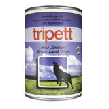 Tripett Grain-Free New Zealand Green Lamb Dog Food (13-Oz, 12 Pack)