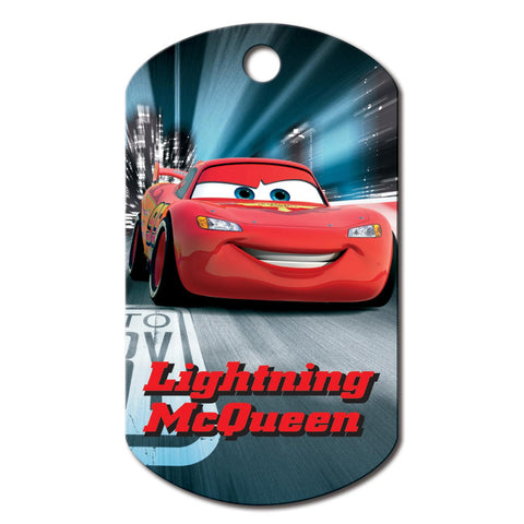 Lightning McQueen Cars II  Military (Large)