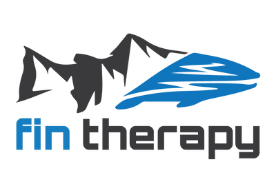 fin therapy logo