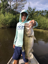 big largemouth bass in Panama City, FL