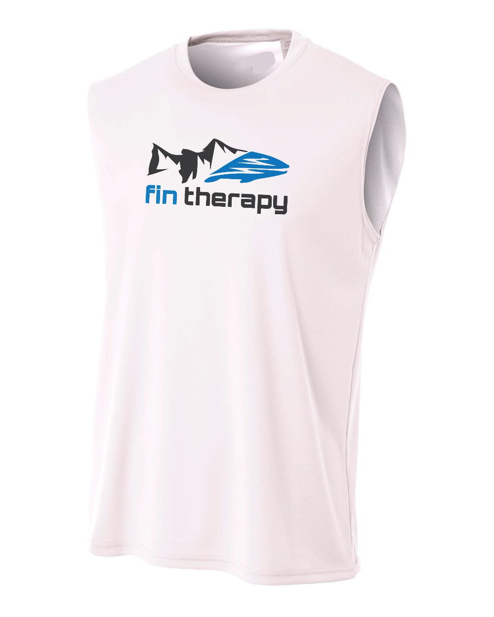 Sleeveless shirt | fin therapy