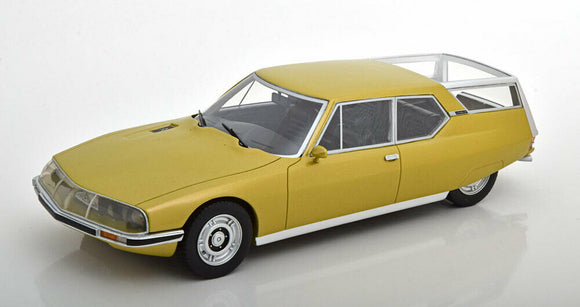 Citroën SM Maserati Shooting Brake 1970 1/18 SCHUCO