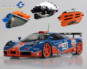 Mc Laren F1 GTR 1/18 SOLIDO