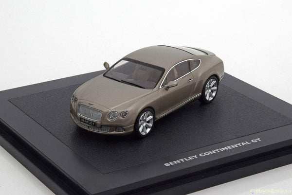 Coffret Bentley New Continental GT 1/43 MINICHAMPS