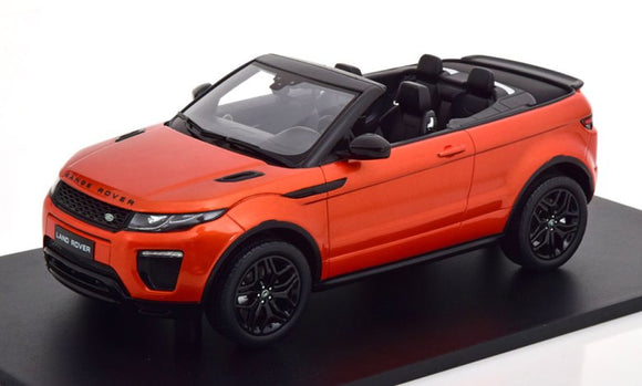 Land Rover Range Rover Evoque Convertible 1/18 TOP SPEED
