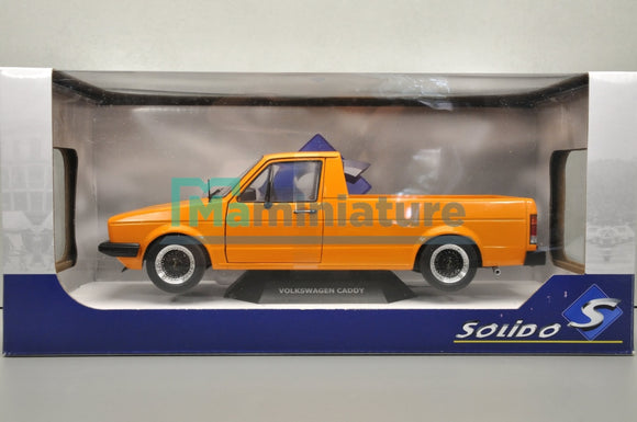 Volkswagen Caddy Mk1 Orange