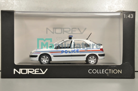 Citroën Xsara Police Nationale 1/43 NOREV