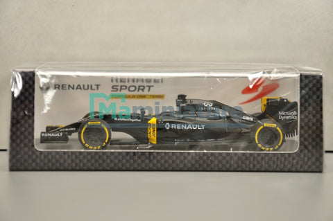 Renault R.S. 16 Winter Tests 1/43 SPARK