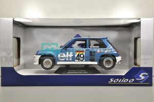 Renault R5 Turbo European Cup 1/18 SOLIDO