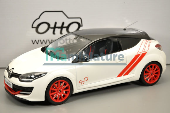 Renault Mégane RS Trophy R 1/18 OTTOMOBILE