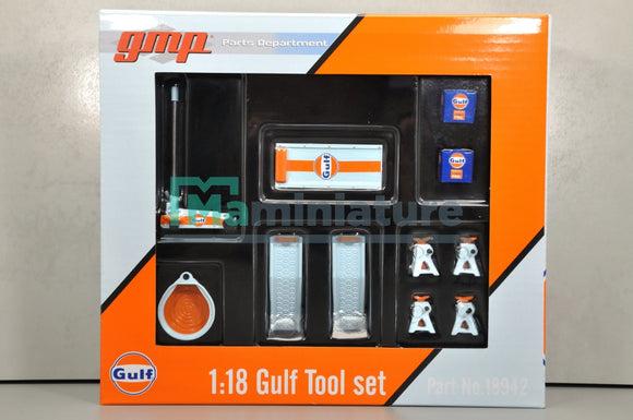 Outils d'atelier GULF 1/18 GMP