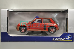 Renault 5 Turbo 1981 1/18 SOLIDO
