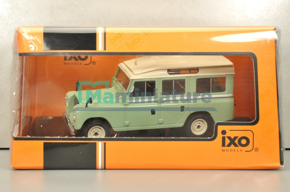Land Rover Series II 109 4X4 1958 1/43 IXO