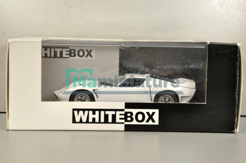 Lamborghini Miura SVJ Roadster 1/43 WHITEBOX