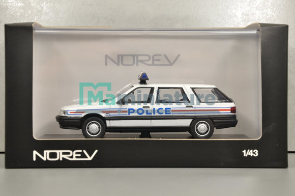Renault 21 Nevada Police Nationale 1/43 NOREV