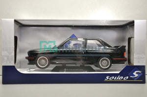 BMW M3 E30 Sport Evolution 1990 1/18 SOLIDO