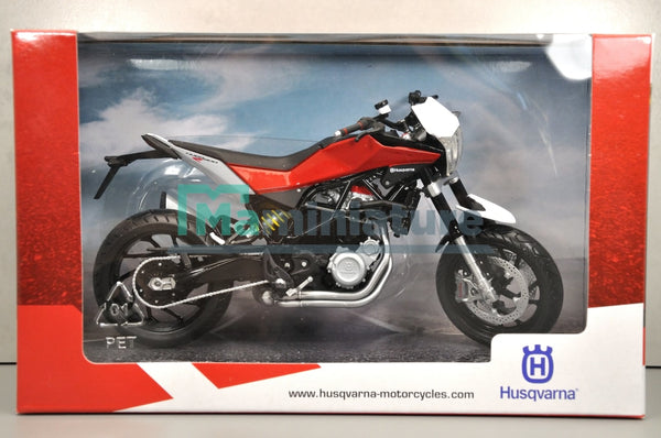Husqvarna Nuda 900R 1/12 REPRODUCTION CONSTRUCTEUR