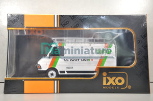 "Fiat 242 ""Totip Jolly"" Club 1/43 IXO"