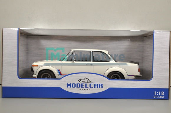 BMW 2002 Tii Turbo 1/18 MCG
