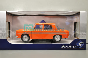 Renault 8 TS 1/18 SOLIDO