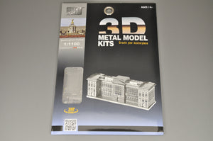 Model Kit Métal 3D Buckingham Palace