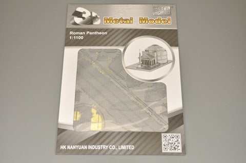 Model Kit Métal 3D Panthéon Romain