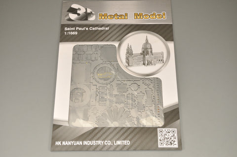 Model Kit Métal 3D Cathédrale St Paul