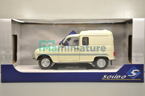 Renault 4L F4 1975 1/18 SOLIDO