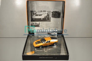 Coffret Mercedes-Benz C111/II 1/43 MINICHAMPS