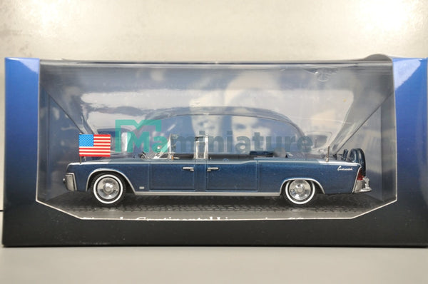 Lincoln Continental Limousine SS-100-X 1/43 ATLAS PRESSE