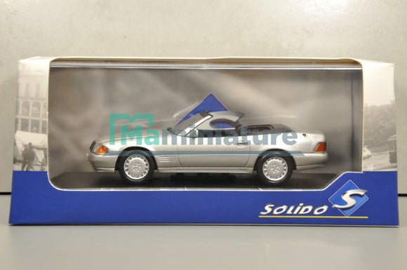 Mercedes-Benz 500SL 1989 1/43 SOLIDO