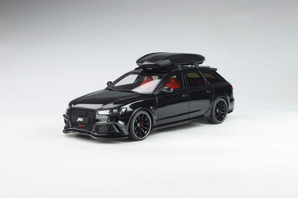 Audi RS6+ With Traveller Roof Topcase 1/18 GT SPIRIT
