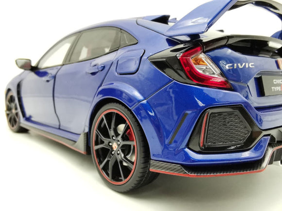 Honda Civic Type-R 2017 1/18 LCD