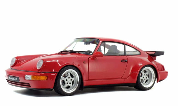 Porsche 964 3.6 Turbo 1/18 SOLIDO