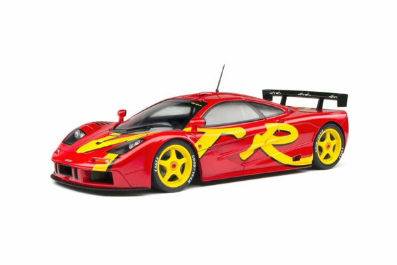 Mc Laren F1 GTR Short Tail 1/18 SOLIDO