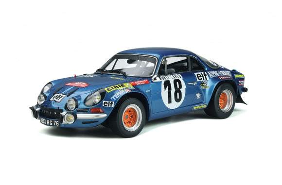 Alpine Renault A110 1800 1/12 OTTOMOBILE G046