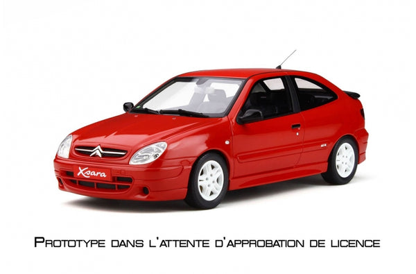 Citroën Xsara Sport Ph.1 1/18 OTTOMOBILE