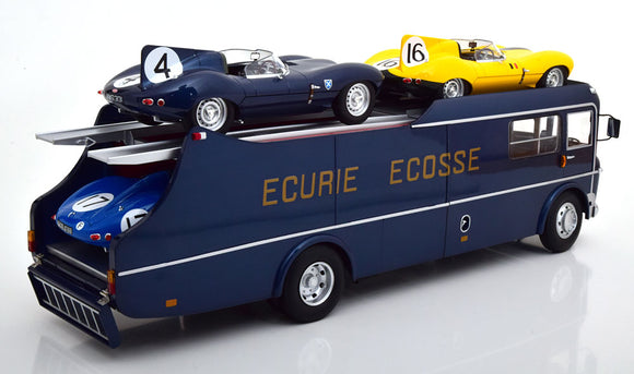 Commer TS3 Ecurie Ecosse 1/18 CMR