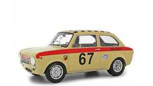Fiat Abarth 1600 OT #67 1964 1/18 LAUDORACING