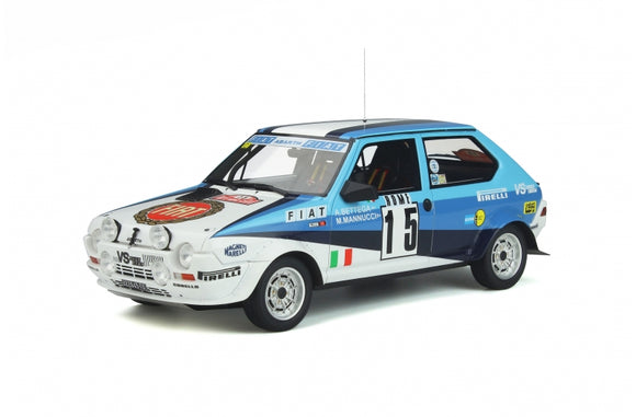 Fiat Ritmo Abarth Gr.2 1/18 OTTOMOBILE OT888
