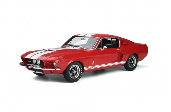 Ford Shelby Mustang GT500 1967 Red 1/12 OTTOMOBILE G056