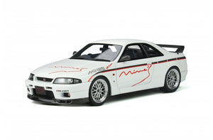Nissan Skyline GT-R (R33) Mine's 1/18 OTTOMOBILE