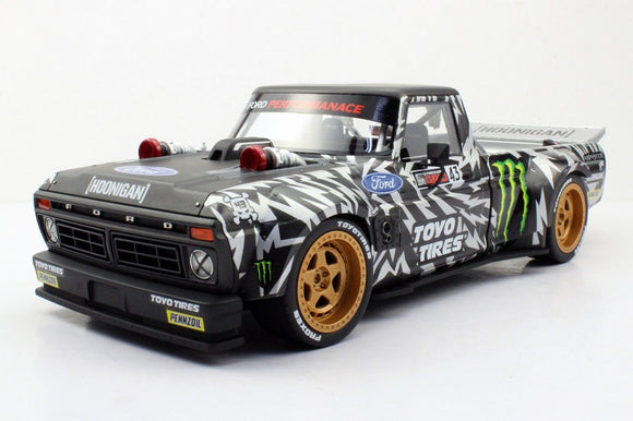Ford F-150 Pick up Ken Block 1/18 TOP MARQUES