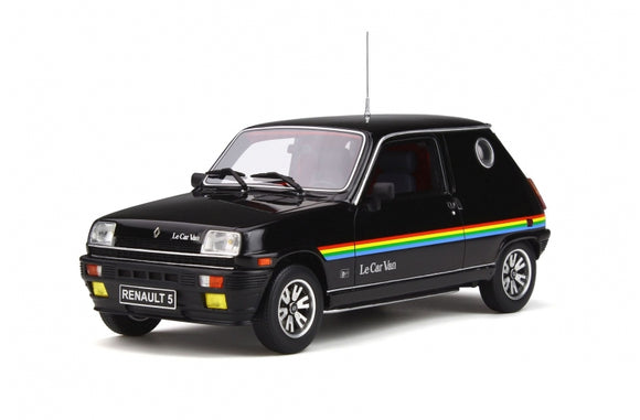 Renault 5 Le Car Van 1/18 OTTOMOBILE