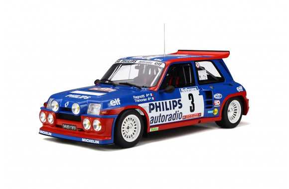 Renault 5 Maxi Turbo Tour de Corse 1985 1/12 OTTOMOBILE