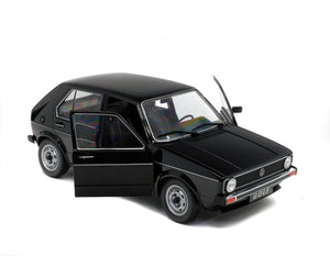Volkswagen Golf L 1983 Black 1/18 SOLIDO S1800209