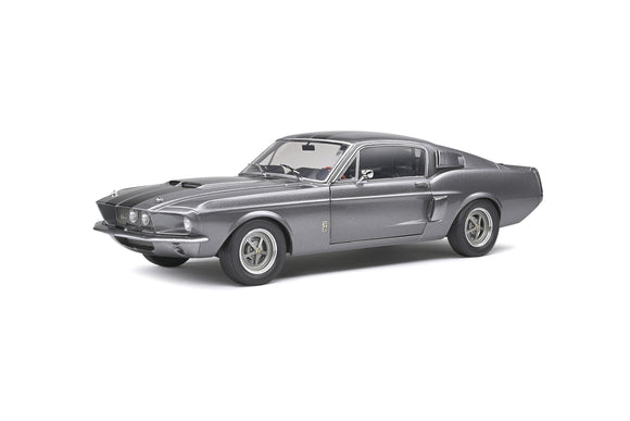 Ford Shelby Mustang GT500 Grey & Black Stripes 1967 S1802905