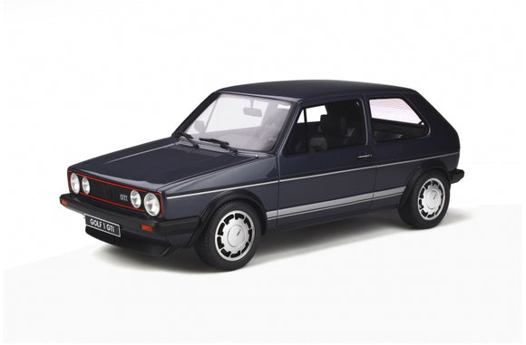 VW Golf GTI 1800 Plus Mk1 1/12 OTTOMOBILE