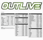 Outlive - Supergreens