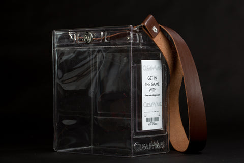 Classic Bag with Leather Strap